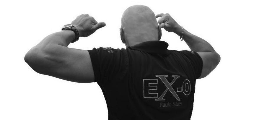 Paulo Saes: Ex-obeso e atleta