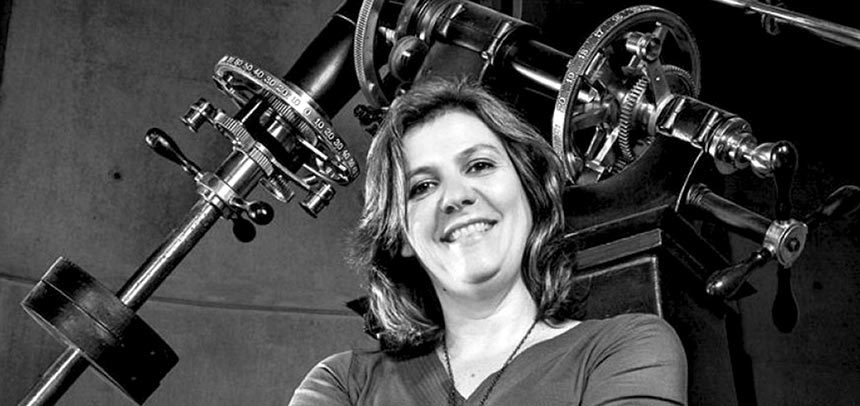 A Astrofísica Duila de Mello