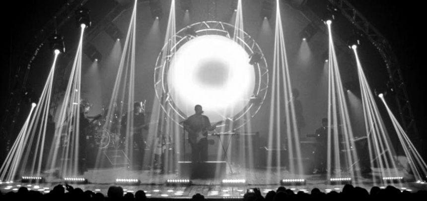 Show épico da Black Moon em tributo à banda Pink Floyd