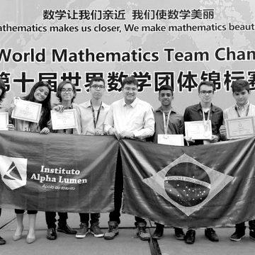 Estudantes do Alpha Lumen conquistam medalhas na Olimpíada Internacional de Matemática