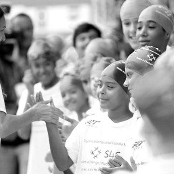 Projeto Swim4Change transforma vidas de atletas estudantes