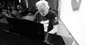 João Carlos Martins no Piano