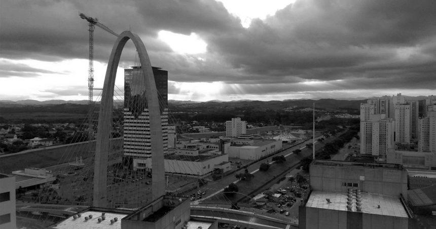 """O """"Arco da Inovação"""" e sua simbologia"""