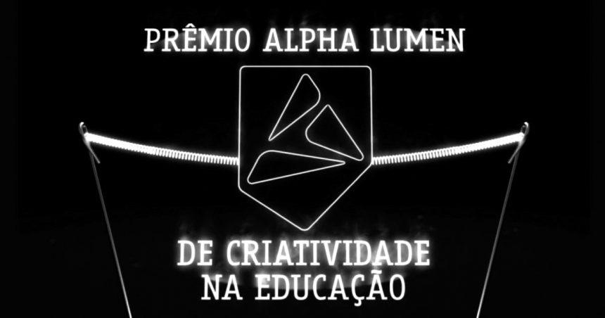 Inscrições abertas para o Prêmio Alpha Lumen de Criatividade na Educação